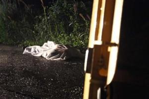 Incidente mortale a Pianura: si ribalta betoniera