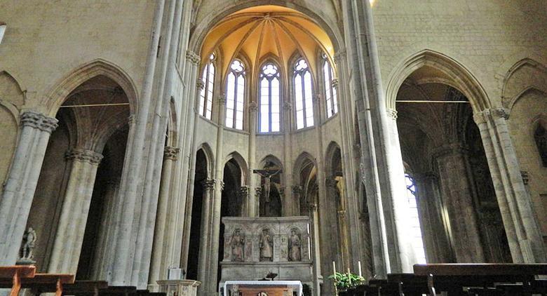 Basilica di San Lorenzo Maggiore a Napoli