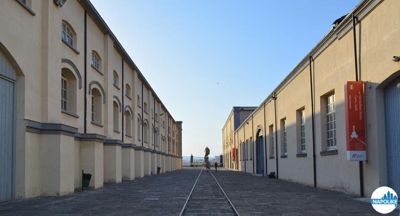 Museo Nazionale Ferroviario di Pietrarsa a Napoli