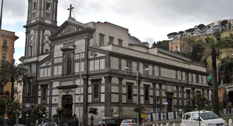 Santuario di Santa Maria di Piedigrotta a Napoli
