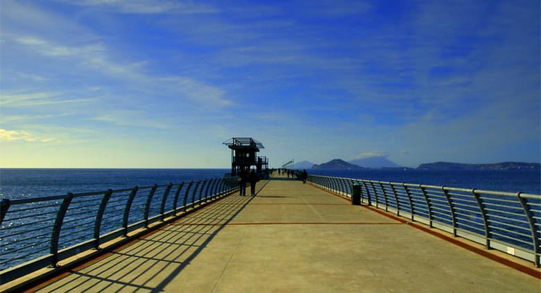Il Pontile di Bagnoli (Napoli)