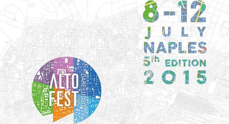 Alto Fest 2015 a Napoli, Festival Internazionale di Arti Performative