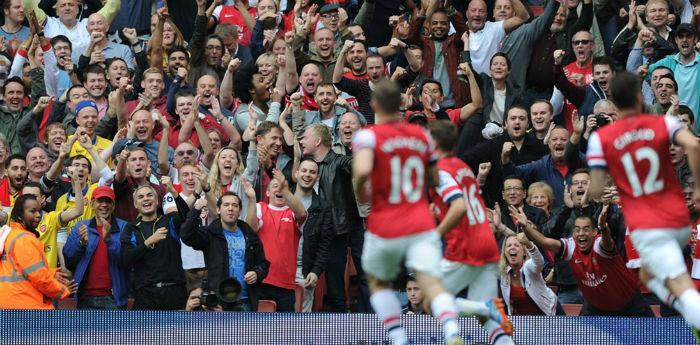 Minacce di morte per i napoletani dai tifosi dell'Arsenal