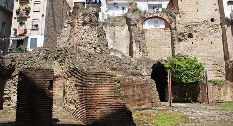 Area Archeologica Carminiello ai Mannesi a Napoli