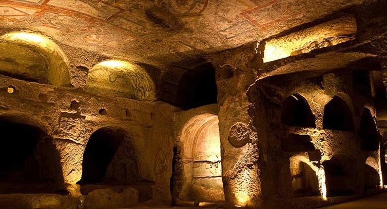 Vestibolo Superiore delle Catacombe di San Gennaro