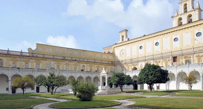 Chiostro della Certosa di San Martino a Napoli