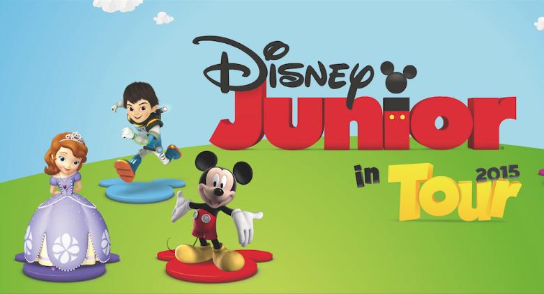 Disney Junior Tour 2015 tappa a Napoli