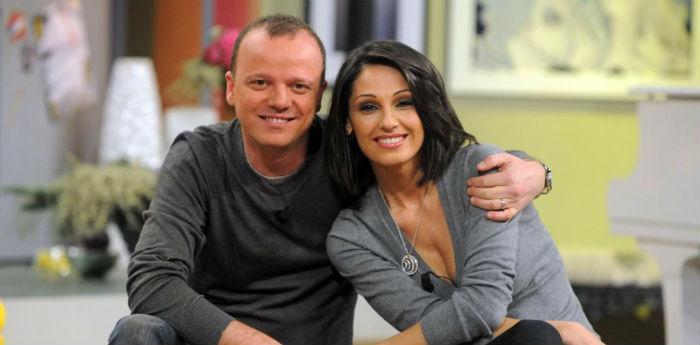 Gigi D'Alessio e Anna Tatangelo: show in prima serata su Canale 5