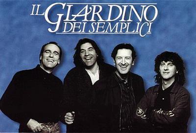 Il Giardino Dei Semplici In Concerto A Napoli Al Teatro Cilea