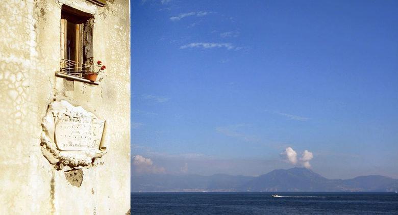 Finestrella di Marechiaro a Posillipo (Napoli)