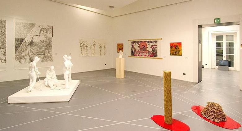 Esopsizione al Palazzo delle Arti di Napoli