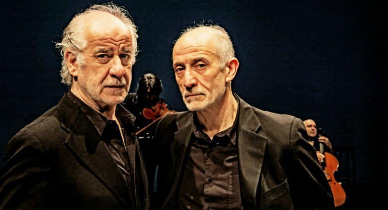 La parola canta Peppe e Toni Servillo