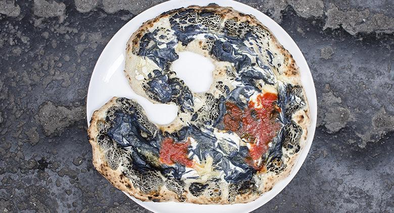 Pizza Modigliani Gino Sorbillo