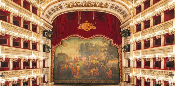 Spettacoli teatrali per tutta la famiglia al San Carlo di Napoli