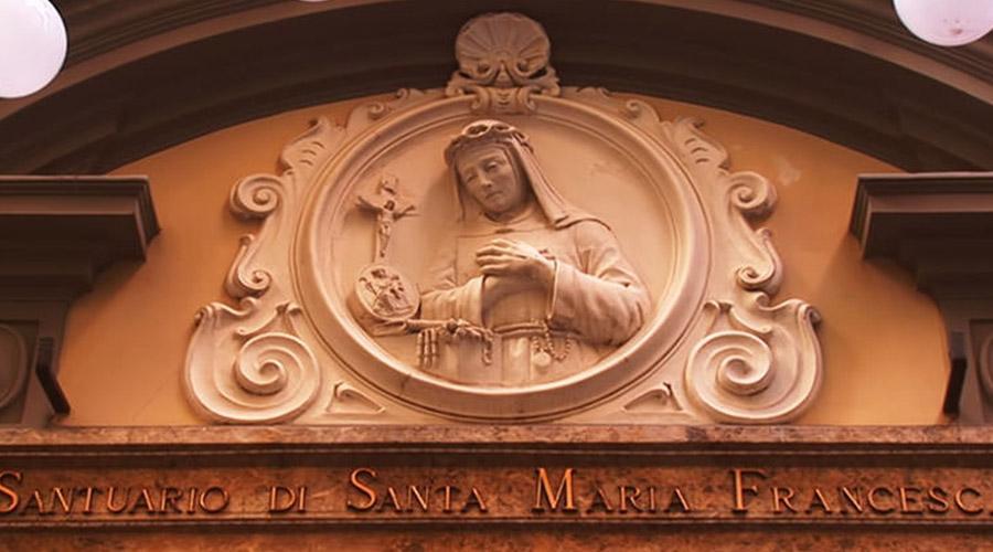 Santuario di Maria Francesca delle Cinque Piaghe a Napoli