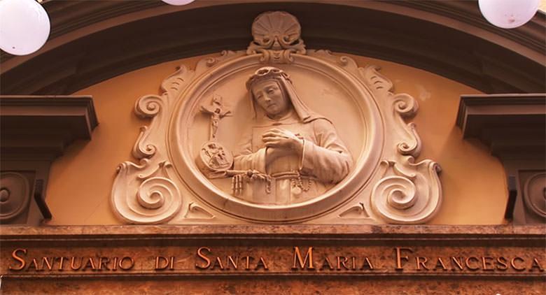 Santa Maria Francesca delle Cinque Piaghe Napoli