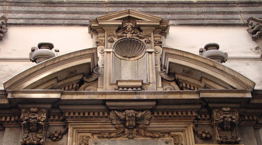 Chiesa Santa Maria della Pace Napoli