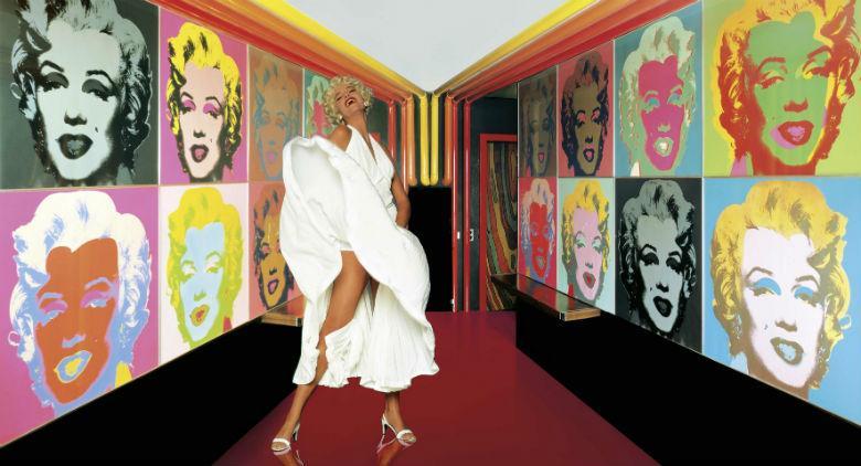 103 opere di Andy Warhol nel Chiostro di Sant'Agostino alla Zecca a Napoli
