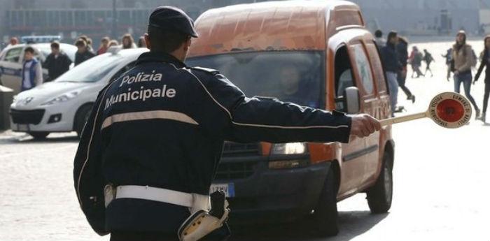 Napoli, dispositivo di traffico straordinario per riunione BCE