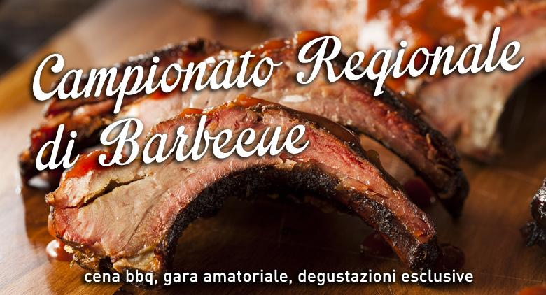 WBQA barbecue championship in Naples: dinner, race and tastings!