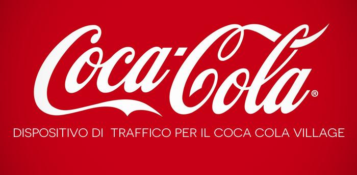 Coca Cola Village a Napoli: dispositivo di traffico su Via Caracciolo