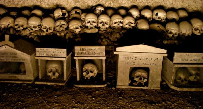 Programma completo della rassegna Fantasmi a Napoli 2015