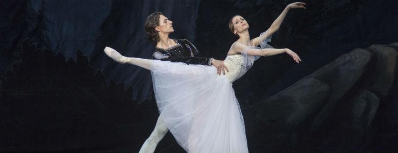 Giselle Teatro San Carlo