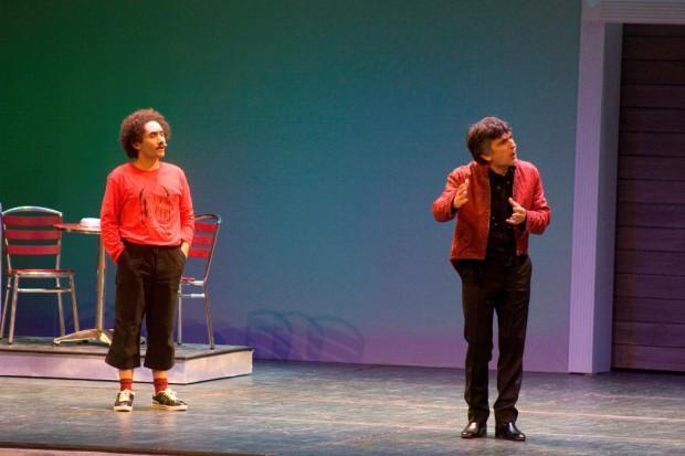 Il diavolo custode di Vincenzo Salemme torna al Teatro Diana
