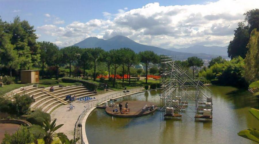 Parco del Poggio a Napoli