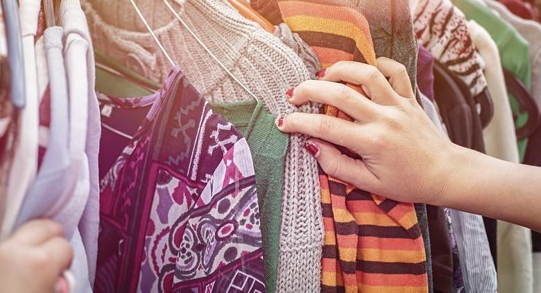 vestiti in vendita