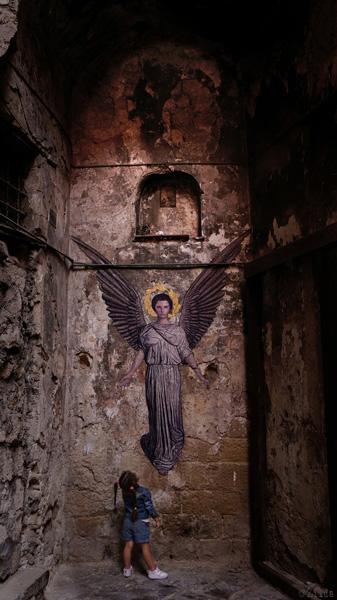 Intervista a Žilda, street artist di Rennes attivo a Napoli