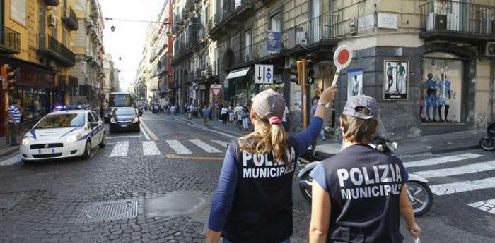 Ztl Tarsia – Pignasecca – Dante: nuove strade chiuse al traffico a Napoli