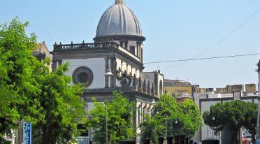 La Iglesia de Santa Caterina a Formiello en Nápoles