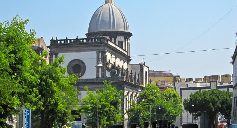 La Chiesa di Santa Caterina a Formiello a Napoli