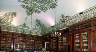 """La Biblioteca Nazionale """"Vittorio Emanuele III"""" di Napoli"""