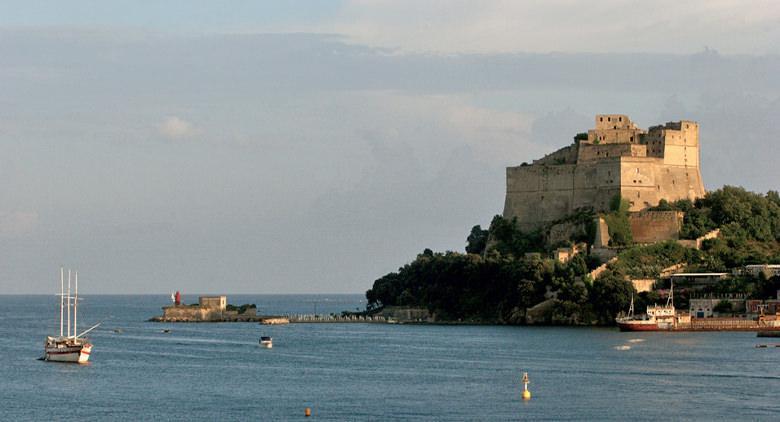 Museo Archeologico dei Campi Flegrei al Castello di Baia (Napoli)