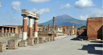 Scavi di Pompei (Napoli)