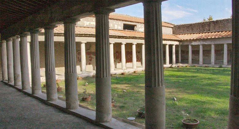 Scavi di Oplonti (Napoli)