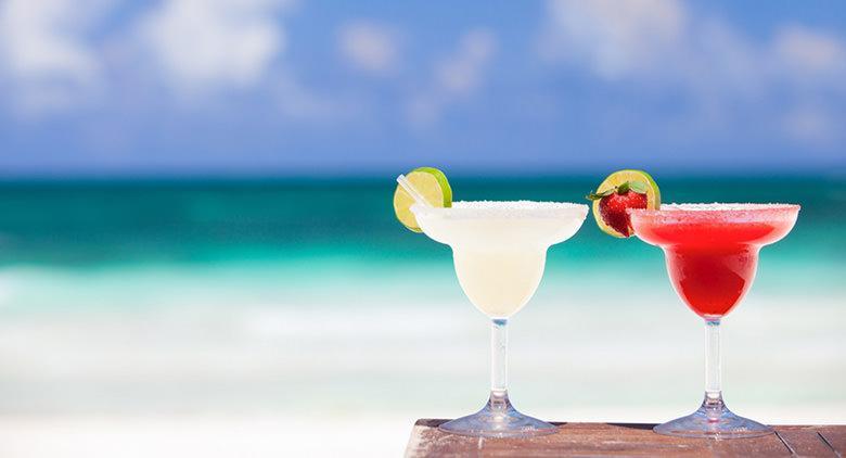 Beach party anni '90 Lost Paradise Club
