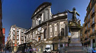 Piazza San Gaetano in Naples