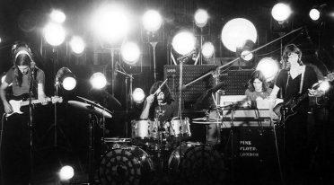 Pink Floyd live a Pompei