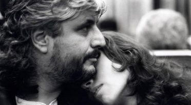 Foto di Pino Daniele alla mostra fotografica al PAN di Napoli