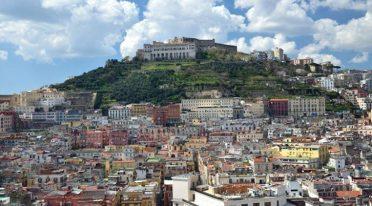 Quartiere Vomero a Napoli