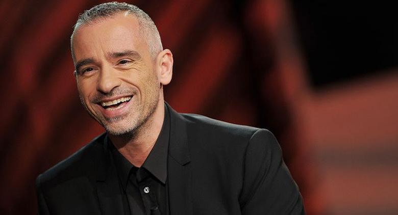 Eros Ramazzotti a Napoli al concerto di Jovanotti