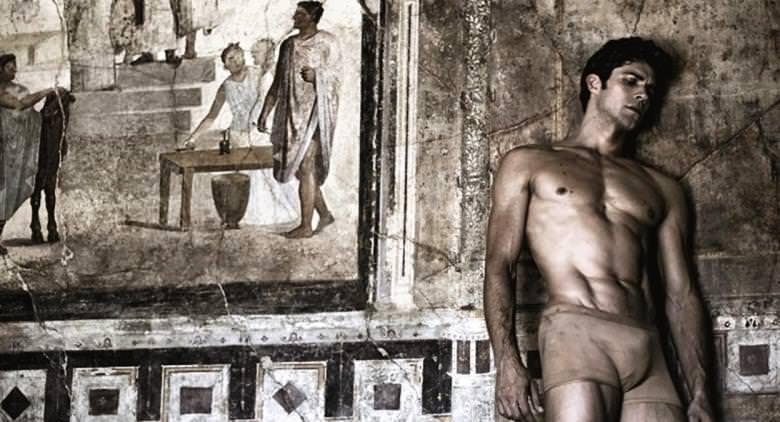 Roberto Bolle and Friends al Teatro Grande degli Scavi di Pompei