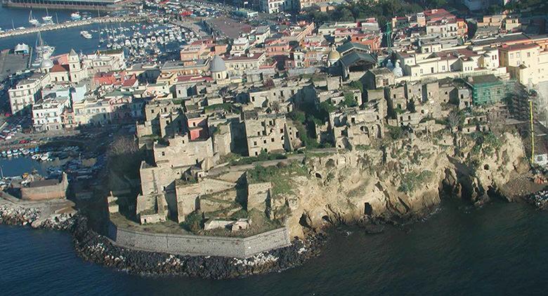 Rione Terra a Pozzuoli (Napoli)