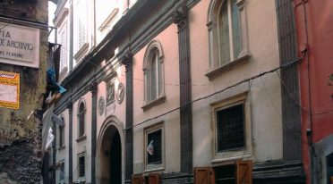 Марильяно дворец в Неаполе