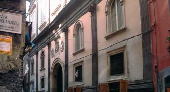 Palazzo Marigliano a Napoli