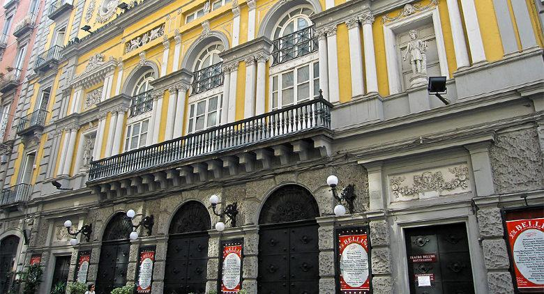 Il Teatro Bellini a Napoli