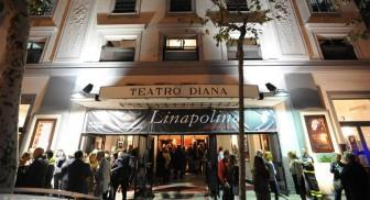 Il Teatro Diana a Napoli